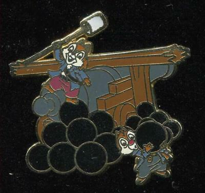 Pirates of the Caribbean Starter Set 2009 Chip Dale Disney Pin 68416