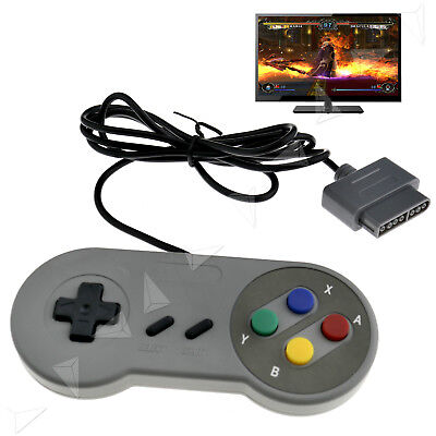 1Pcs Wired Controller Joypad For Microsoft Pc Windows Ios Android