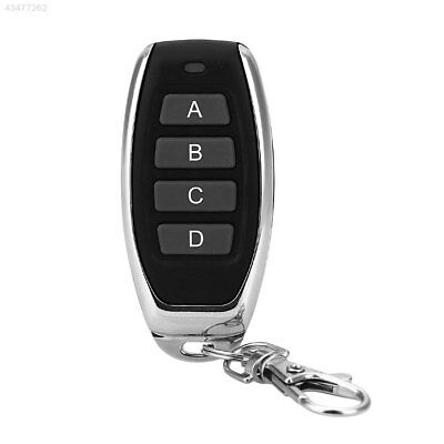 839A Garage Gate Door 433.92Mhz Transmitter Rolling Code Remote Control Keys