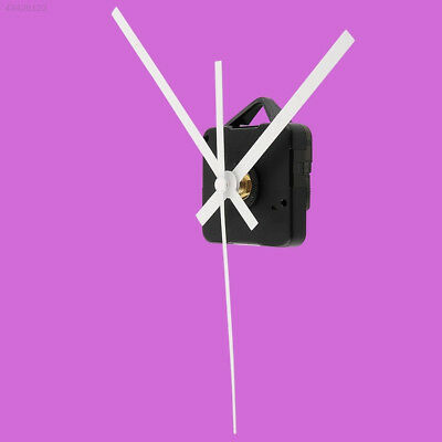 B87B Quartz Wall Clock Movement Mechanism DIY Repair Parts Kit White Long Shaft