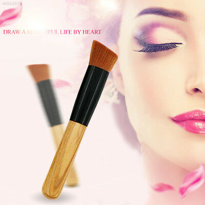 ADF6 262D Makeup Brushes Blush Brush Smooth Wooden Handle Tool Face Care