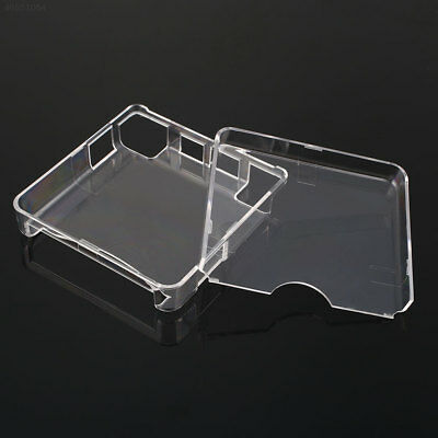 5B15 White Transparent Crystal Case Shell Protection Cover Sleeve For GBA SP