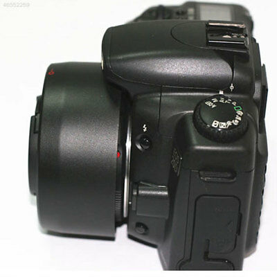 189D 90C5 Durable for Canon ES-68II EF 50 Mm F/1.8 STM GBD Lens Shade Lens Cover
