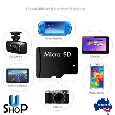 Micro SD Memory Card 4GB 8GB 16G 32G 64GB with Free SDXC MicroSD Card Adapter