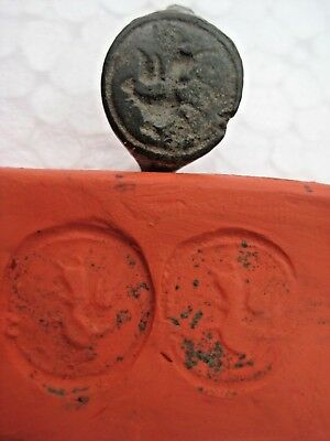 ANCIENT Bronze Ring Find Ancient ROMAN MEDIEVAL ARTIFACT