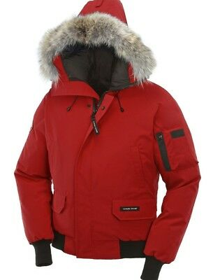 canada goose GILETS ROUGE