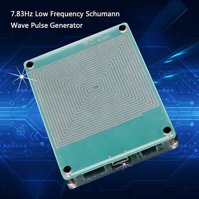 7.83Hz Ultra-low Frequency Schumann Wave Pulse Generator With Switch