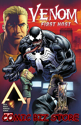 Venom First Host #1 (Of 5) (2018) 1St Printing Main Cover Marvel Comics