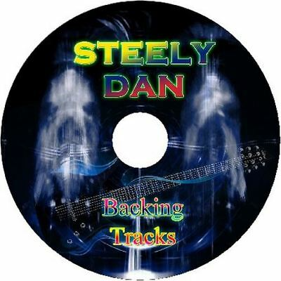 Steely Dan Guitar Backing Tracks Cd Best Greatest Hits Music Play Along Rock