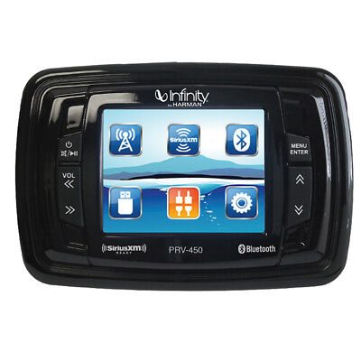 Infinity Marine Multimedia AM/FM Stereo Receiver Built-in Bluetooth® & NMEA 2000