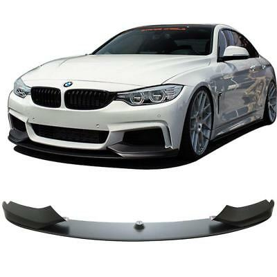 Splitter for BMW F32 F36 M Sport BUMPER AERODYNAMIC PERFORMANCE FRONT CHIN LIP