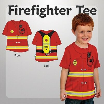 Fire Fighter T-Shirt: Buy Two, Get a Third Shirt Free
