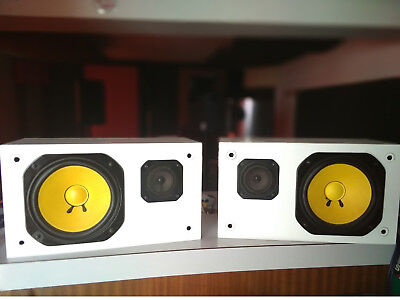 Yamaha NS-044 Studio Monitor Speakers Matched Pair /NS 10 M Studio brother/
