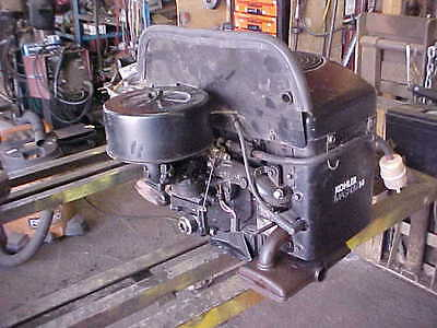 Kohler 14hp Magnum Twin Cylinder Engine  (good used)