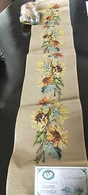 BRAND NEW QUEEN ADELAIDE Trammed TAPESTRY CANVAS & WOOL No. A523