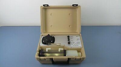 Impact 305 Series Portable Aspirator Suction Pump With Hard Case