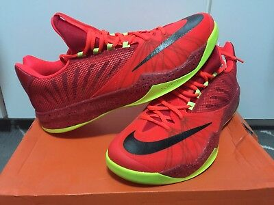 timeless design a4943 1d7ae NIKE ZOOM RUN The One Pe James Harden Size 11.5 10.5 718018 606 ...