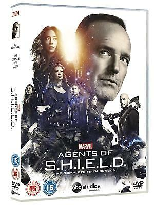 Marvel's Agents Of S.h.i.e.l.d. Marvels Shield Complete Season 5 Dvd Englisch