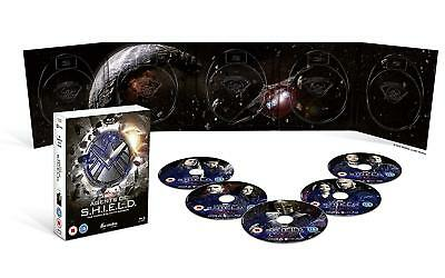 Marvel's Agents Of S.h.i.e.l.d. Marvels Shield Complete Season 5 Blu-Ray Limited