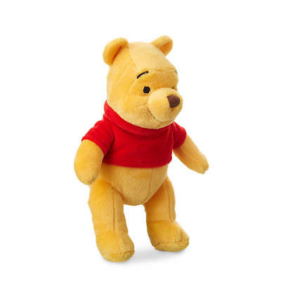 NEW Official Disney Winnie the Pooh 20cm Soft Plush Toy