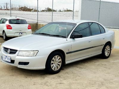 2005 Holden Commodore VZ