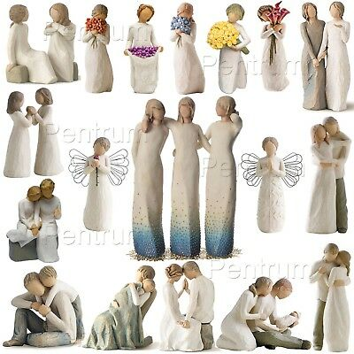 Willow Tree Relational Figurine Collection Wedding Anniversary Christmas Gifts