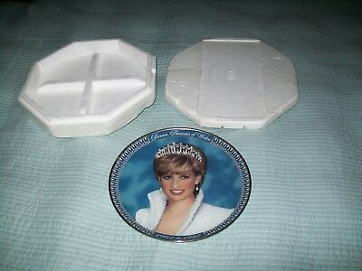 "8"" A Tribute To Princess Diana From The Franklin Mint Collectors Plate"