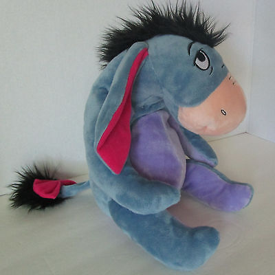 Kohls Eeyore Donkey Plush Stuffed Winne the Pooh Friends Soft Animal Toy 11""