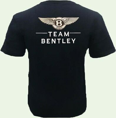 Bentley Racing Team  Fan T-Shirt Gr. siehe Tabelle