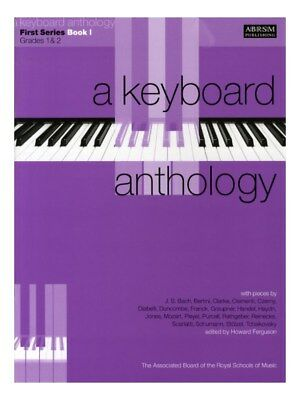 A Keyboard Anthology First Series I Grades 1-2 Learn Play Piano SHEET MUSIC BOOK