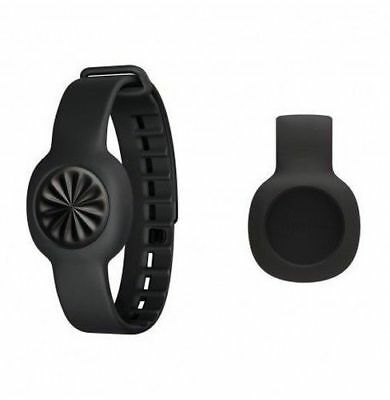 Jawbone UP MOVE Wireless Activity Sleep Tracker with Clip and Strap - Black