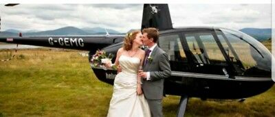 Wedding Helicopter Charter Service Anywhere in UK . Private helicopter Service