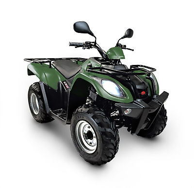 Kymco MXU 150 Off Road ATV Quadbike - Fully Auto