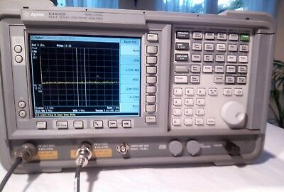 Agilent E4402B ESA-E Series Tracking Generator Spektrum Analyzer