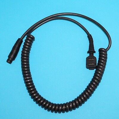 Verifone VX 820 Non-Contactless 6-Pin connector (SEE Pic.)  Curly Cable