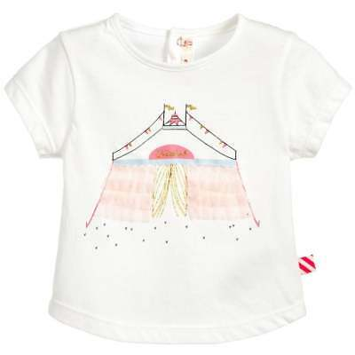 Designer BILLIEBLUSH Girls 2 piece outfit Cream/Pink 18m 2y WAS £42 NOW £18 SALE