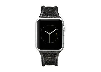 Case-Mate Sheer Glam Apple Watch Band 38mm - Black