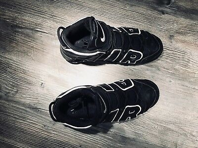 brand new 8ee3f 7738d NIKE MORE UPTEMPO Air Max - US 10.5/ EUR 44.5 used - EUR 84,00 ...