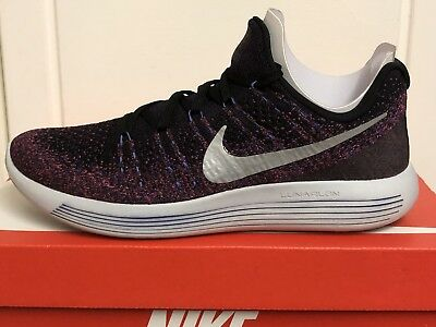 free shipping 1a108 f6535 ... reduced nike lunarepic low flyknit 2 womens mens trainers sneakers  shoes uk 85 eur 43 c2ed9