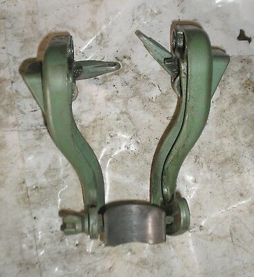 1953 5 HP Johnson Outboard Transom Clamp Bracket