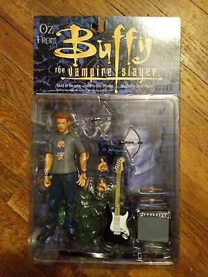 Moore Action Collectibles Oz Buffy The Vampire Slayer Action Figure Bnib