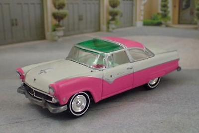 1955 Ford V-8 Fairlane Crown Victoria Skyliner Luxury Coupe 1/64 Scale Ltd Edt Q