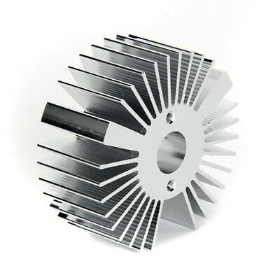 Aluminum Heat Sink For 3W LED Light Cooling Supplies Accessories Silver 1-5PCS