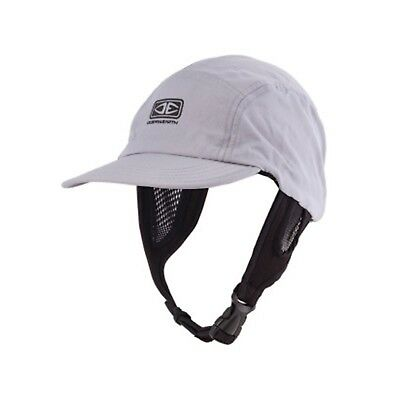 Ocean & Earth Ulu ADULT Stiff Peak Surf Kayak Fishing Hat Cap GREY