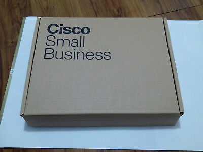 NEW IN BOX Cisco VOIP IP Phone SPA525G2 POE wireless wifi 802.11G Bluetooth +pwr