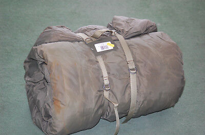 Original CZ/SK Armee Schlafsack, oliv, gebr. Military Army Outdoor Camping