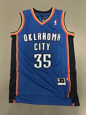 Oklahoma Durant Jersey Clearance Special $18.99 Including Postage