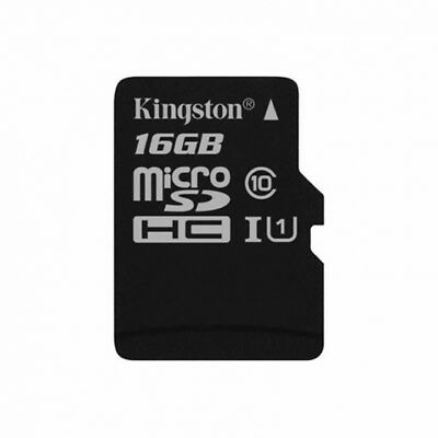 Memoria MicroSDHC Kingston Canvas Select 16GB Clase 10