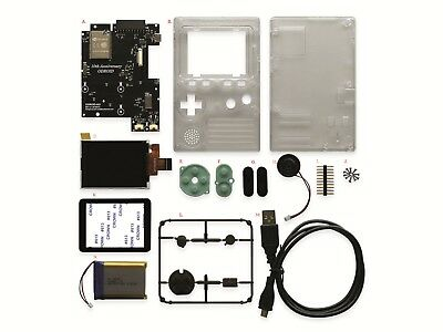 """ODROID GO Game Kit Mobile Spielekonsole TFT LCD 2,4"""" Micro USB"""