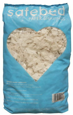 Safebed Shavings Sachets White Paper With Coloured Bits (Pack of 24)